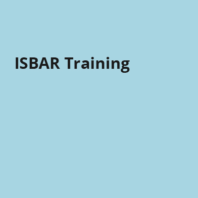 ISBAR Training