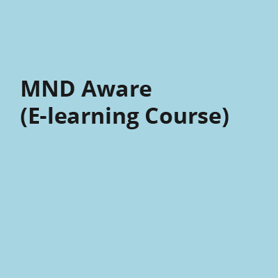 MND Aware (E-learning Course)