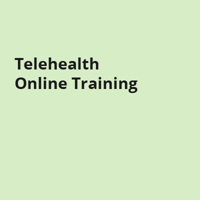Telehealth Online Training
