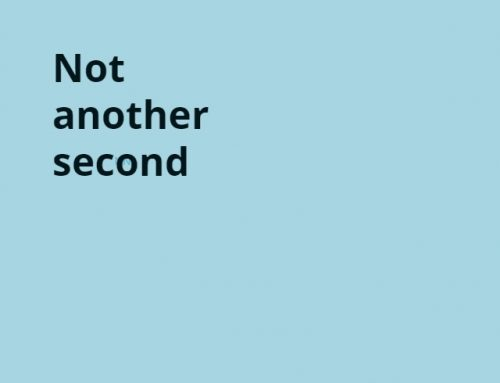 Not Another Second –  untold stories of LGBT+ seniors